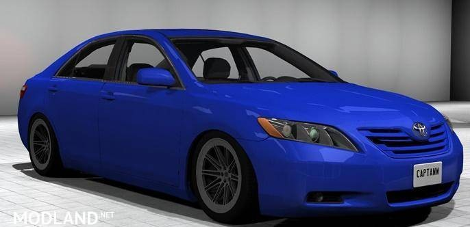 Toyota Camry [0.11.0]